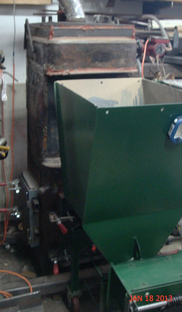 Boiler and Feed Combination
